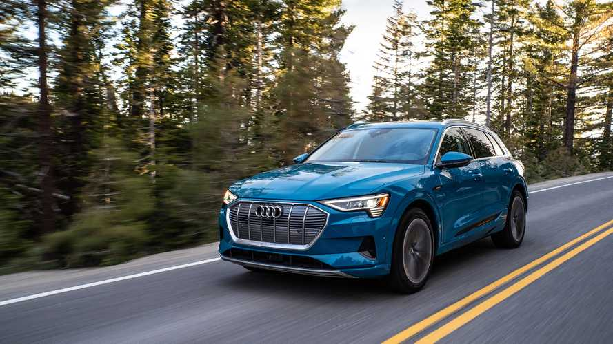 Audi E-Tron Takes Charge Among New EVs, Says Consumer Reports