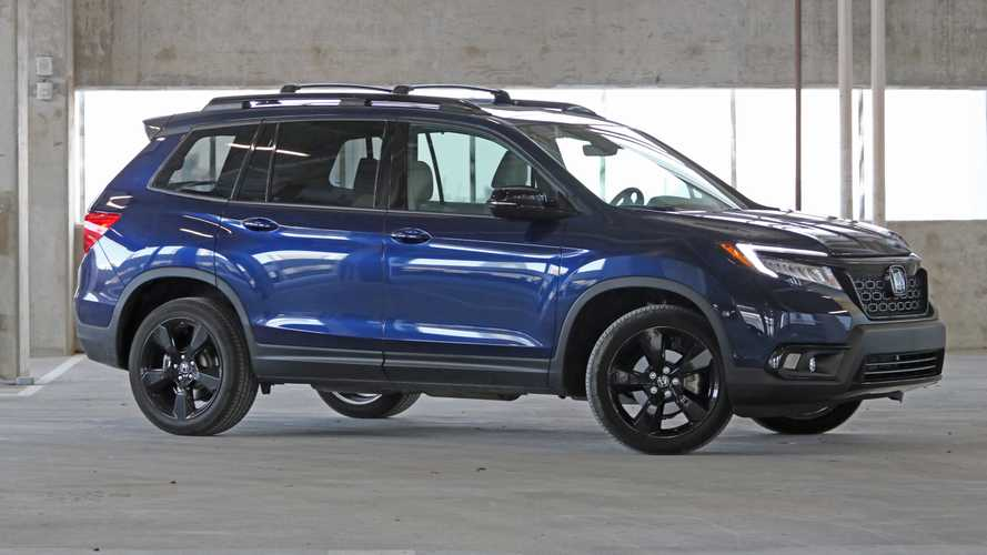 2019 Honda Passport Elite: Review