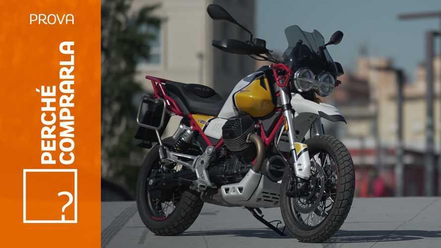 Moto Guzzi V85 TT | Perché comprarla... E perché no