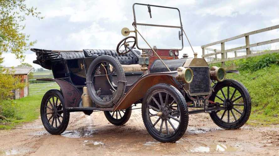 How To Buy The Perfect Ford Model T