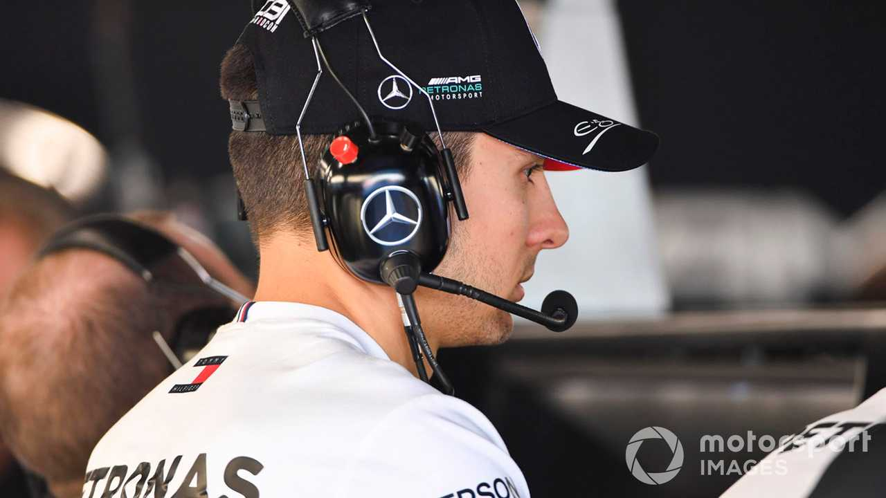 Esteban Ocon at Canadian GP 2019