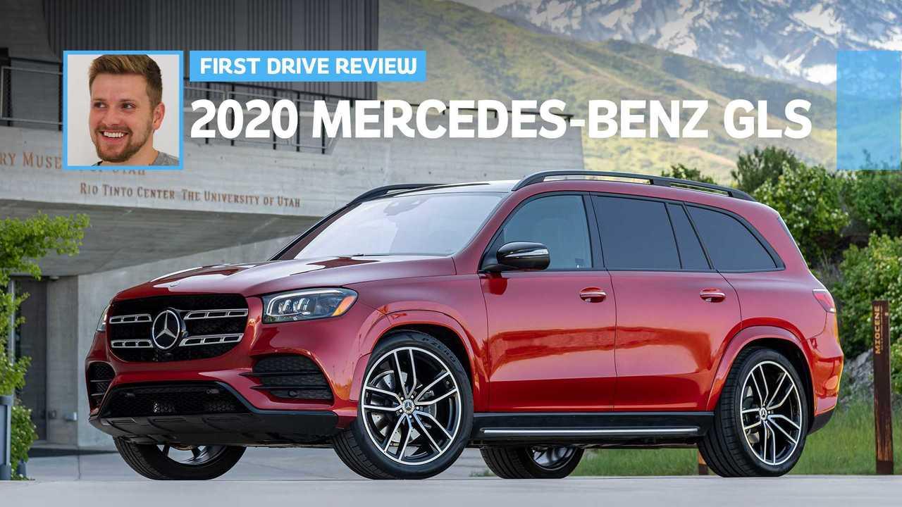 2020 Mercedes-Benz GLS: First Drive