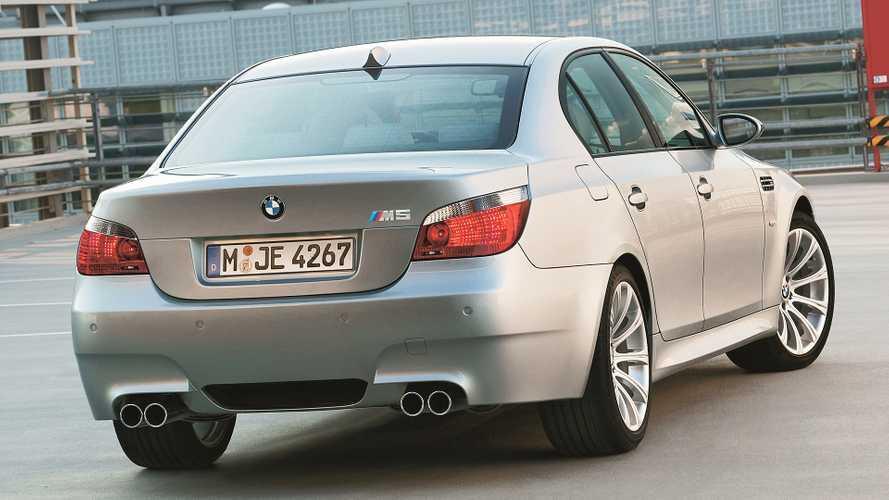 BMW M5, la madre de todas las berlinas deportivas