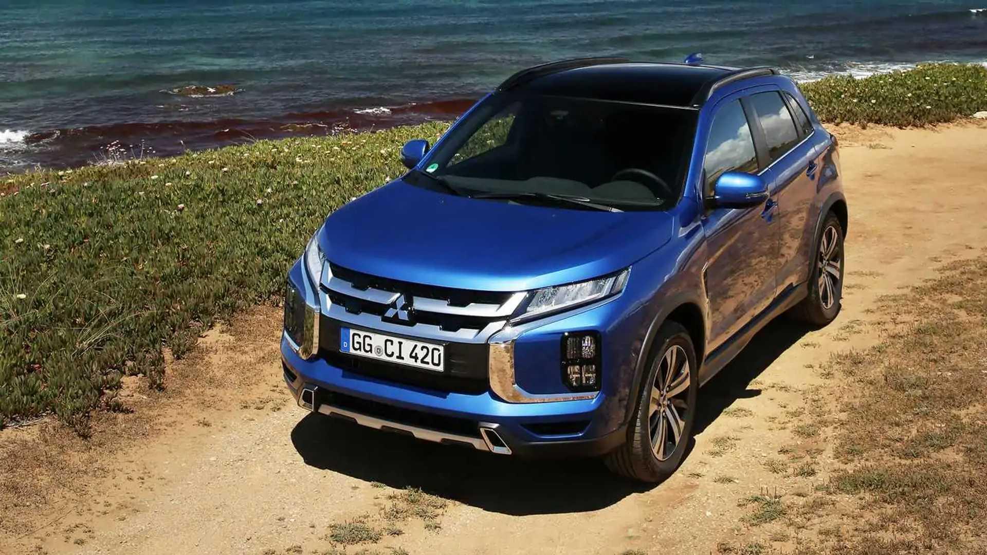 2020 Mitsubishi Asx Ratings
