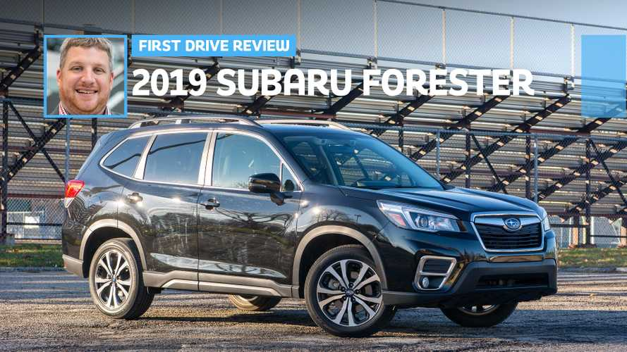2019 Subaru Forester Limited Review: It Still Ain't Broke
