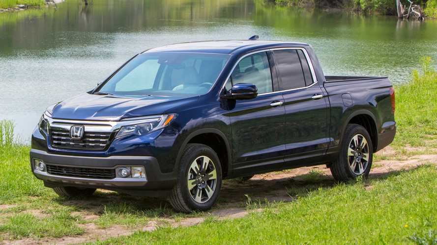 Honda, Ridgeline pickup'ın elektrikli versiyonunu üretebilir