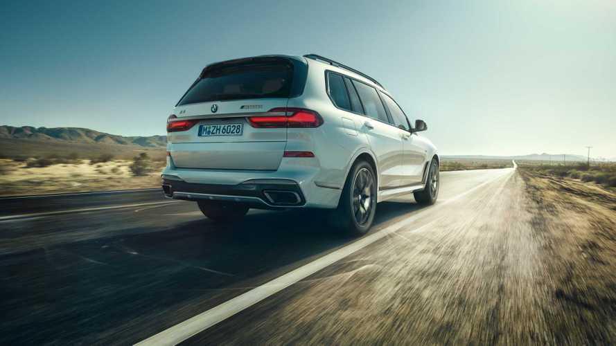 BMW X5 ve X7'nin M50i versiyonları tanıtıldı