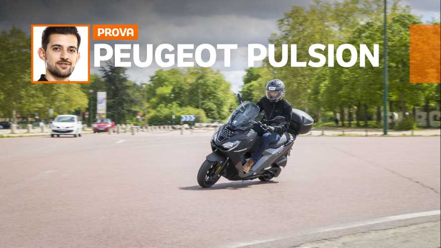 Peugeot Pulsion, urban commuter con mire da Gran Turismo