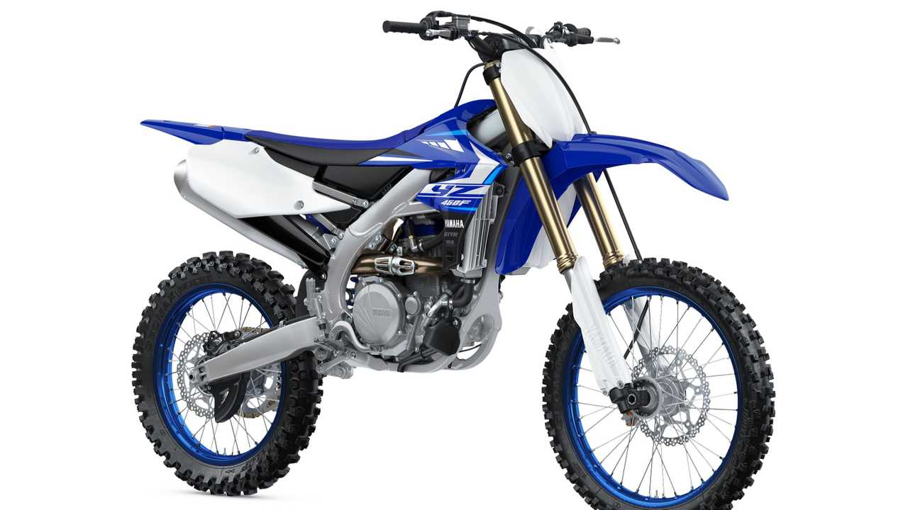 Yamaha Announces Its 2020 Motocross Lineup
