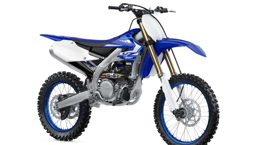 Yamaha Announces Its 2020 Motocross Lineup