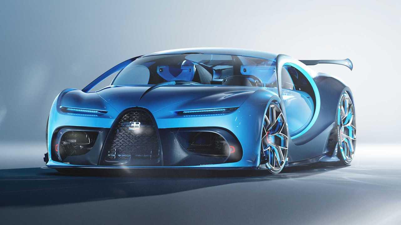 Bugatti Type 103 Concept