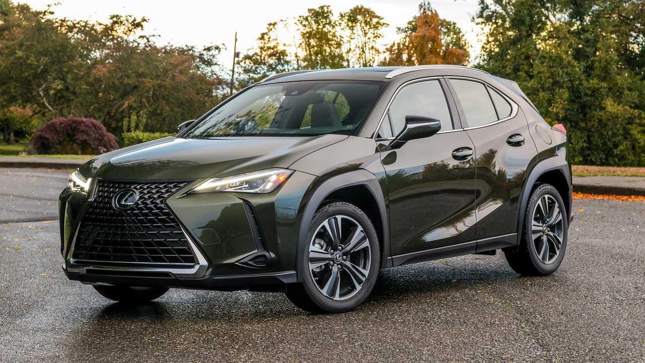 Luxury Subcompact SUV/Crossover: Lexus UX