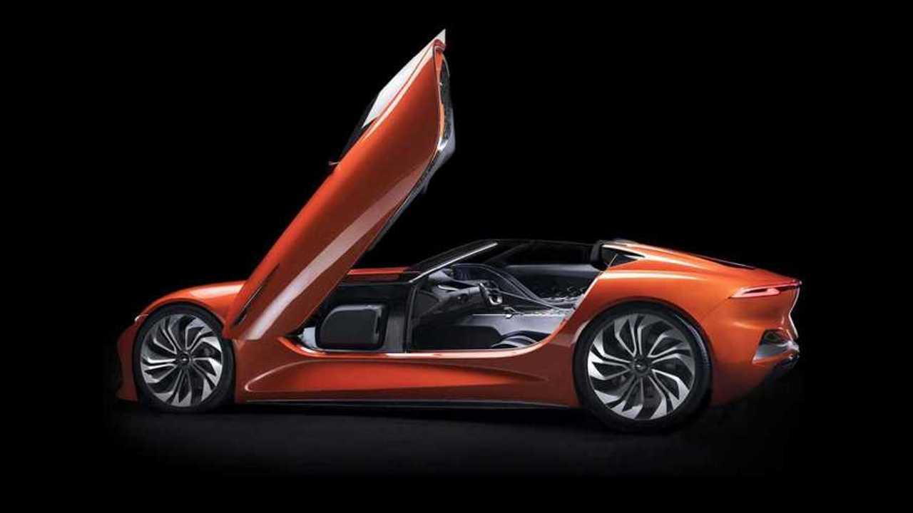 Karma SC1 Vision Electric Concept Previews Design Of Tomorrow