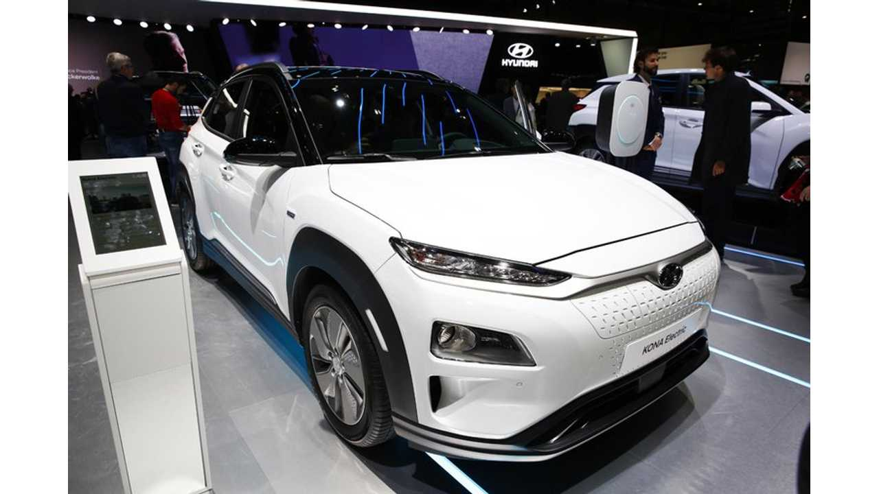 Roadshow Says Hyundai Kona Electric Is Just a Car That's Electric: Videos