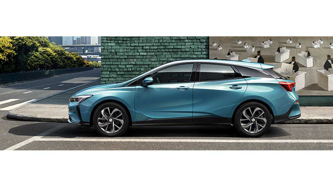 Buick Velite 6 MAV Is Another EV In GM's Lineup: For China