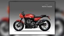 Moto Guzzi V85 Renders