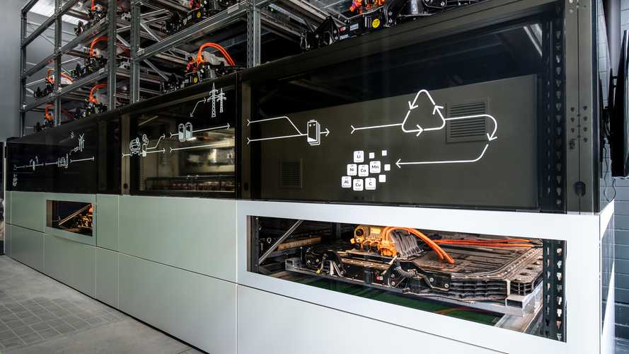 Audi Opens 1.9 MWh Second-Life Battery Energy Storage In Berlin