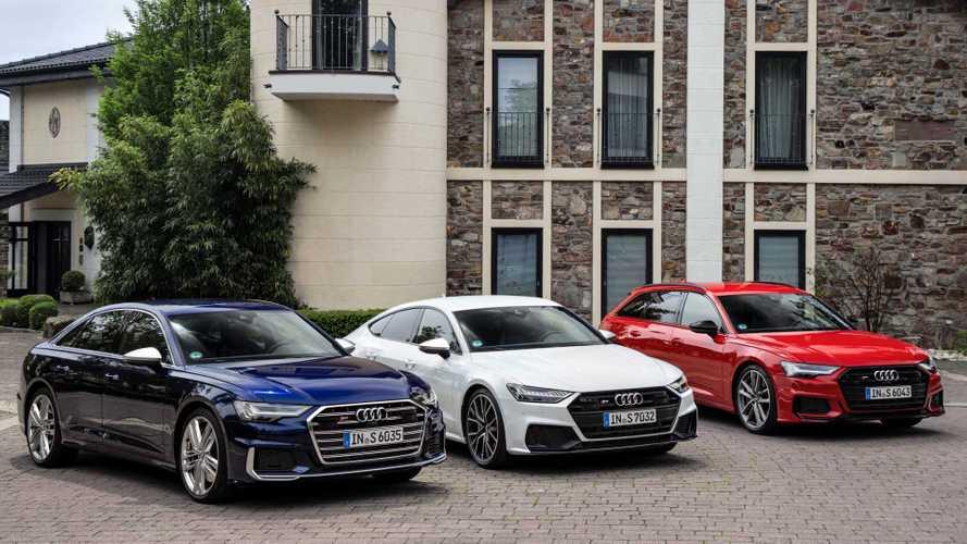 2020 Audi S6 Sedan, Avant TDI