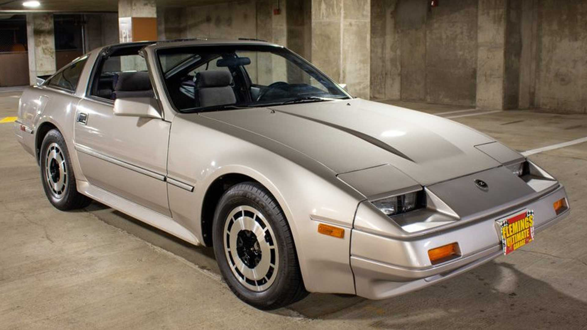 Unmolested 1986 Nissan 300ZX Is A Trifecta Of Originality   Motorious