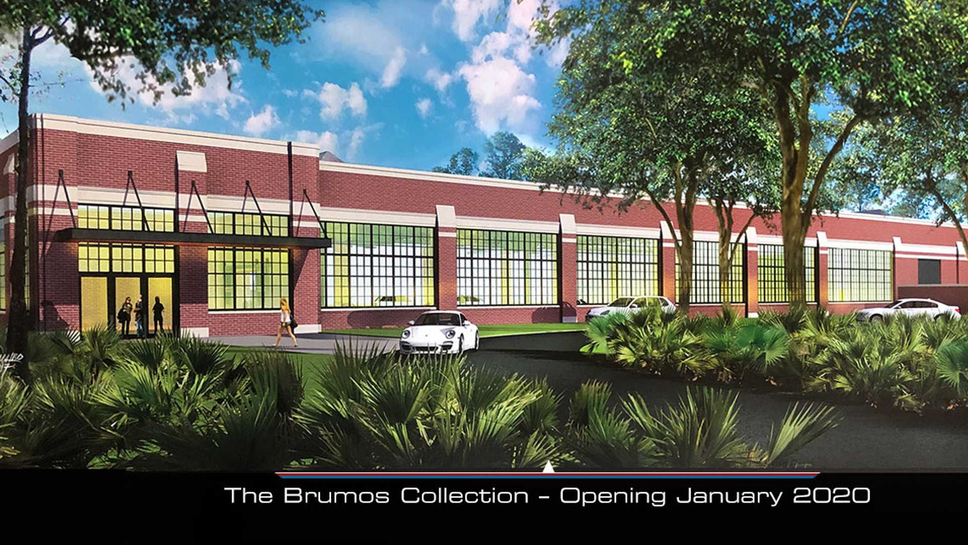 "[""World-Class Brumos Collection Museum Opening In 2020""]"