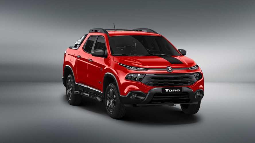 Fiat Toro S-Design 2020 tem preço a partir de R$ 114.990