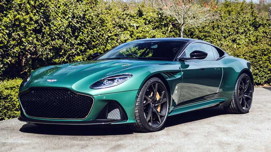 Aston Martin reveals first DBS 59