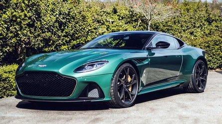 Le Mans-i győzelem előtt tiszteleg az Aston Martin DBS 59