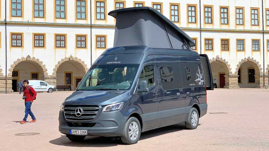 Mercedes-Benz Sprinter Westfalia James Cook camperizada