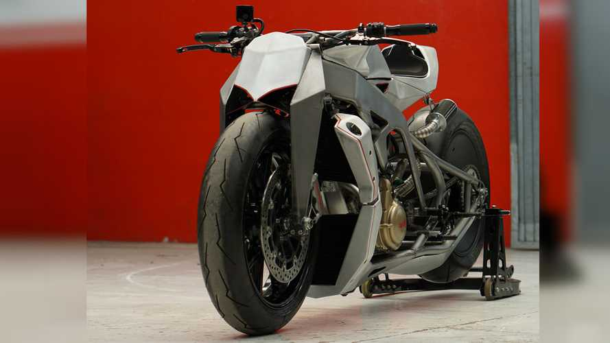 Extreme Machine Custom Aprilia
