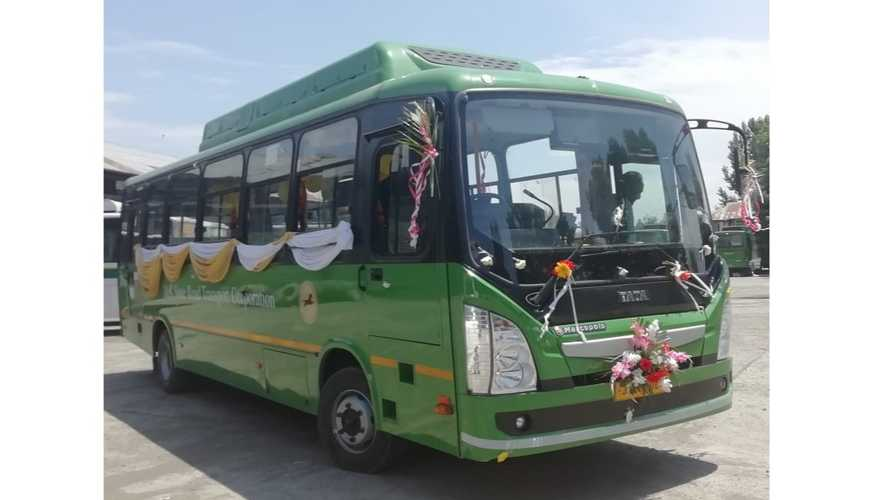 Tata Motors Delivered 40 EV Buses In India. More Orders Coming