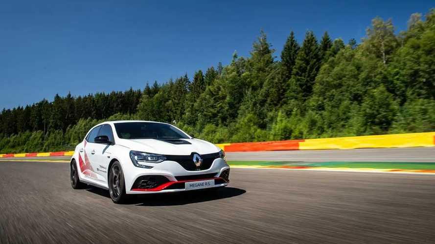 VIDÉO - Record de la Renault Mégane R.S. Trophy-R à Spa-Francorchamps