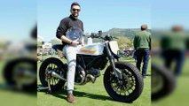 Ducati Scrambler Quail Motorcycle Gathering