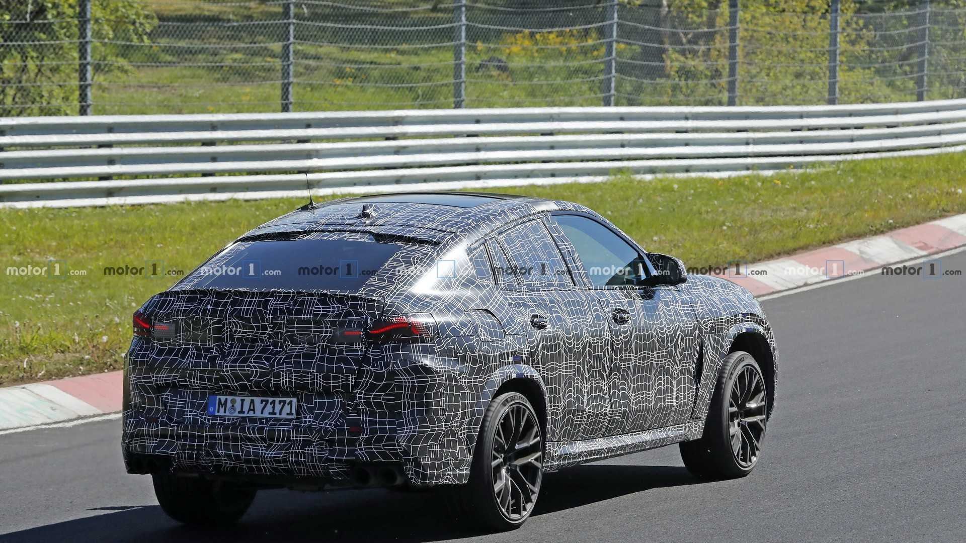 2019 - [BMW] X6 III (G06) - Page 5 New-bmw-x6-m-spy-photo