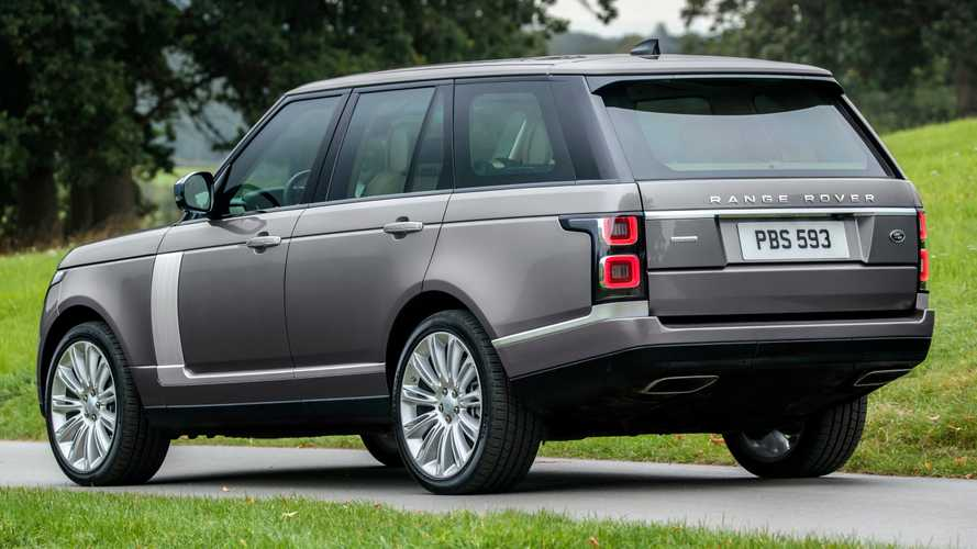 2020 Range Rover Arrives In The U.S. With Straight-Six Engine