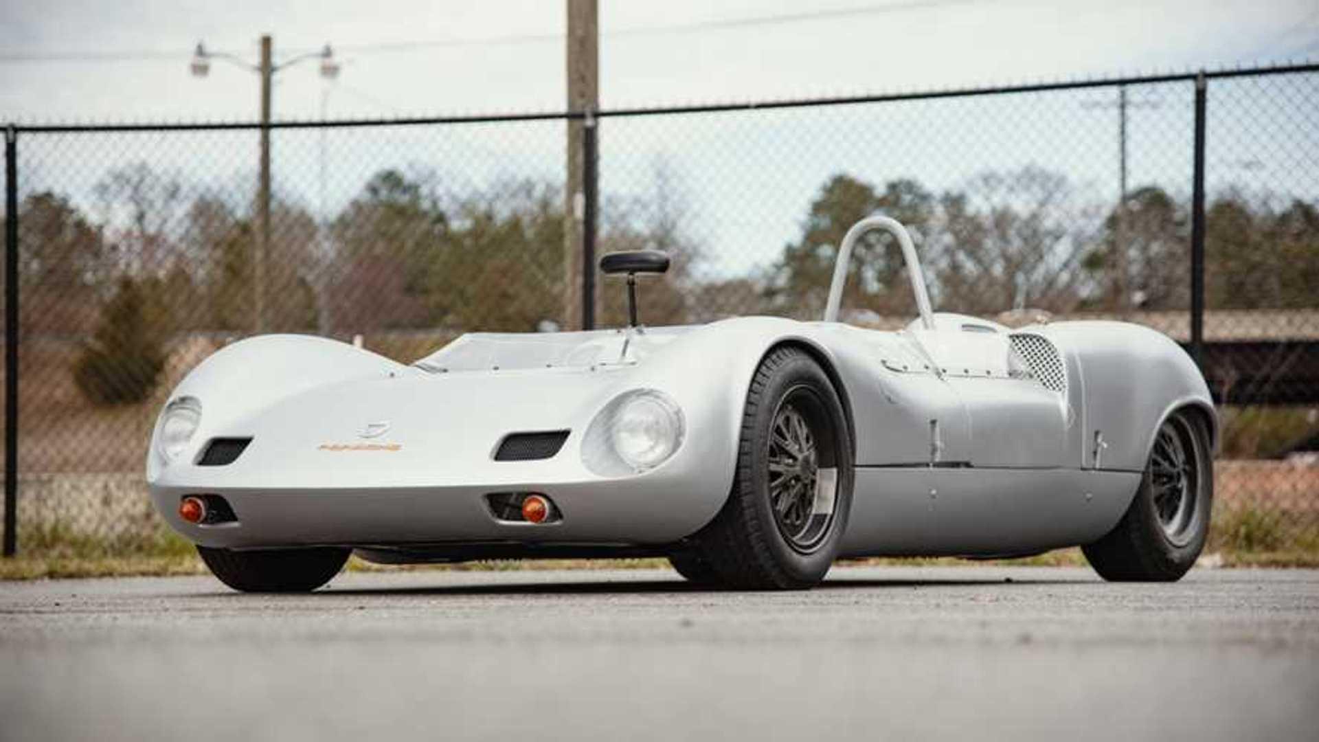 """[""""CFS: 1963 Elva Porsche MK7""""]"""