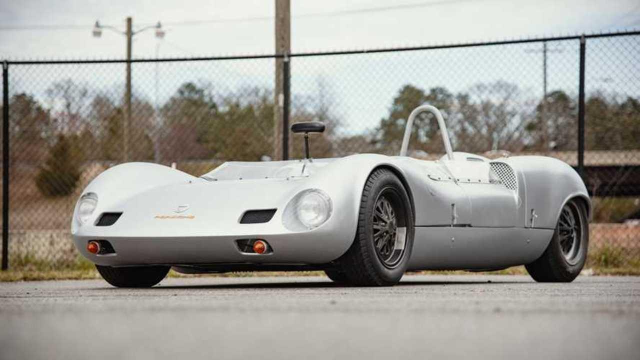 CFS: 1963 Elva Porsche MK7