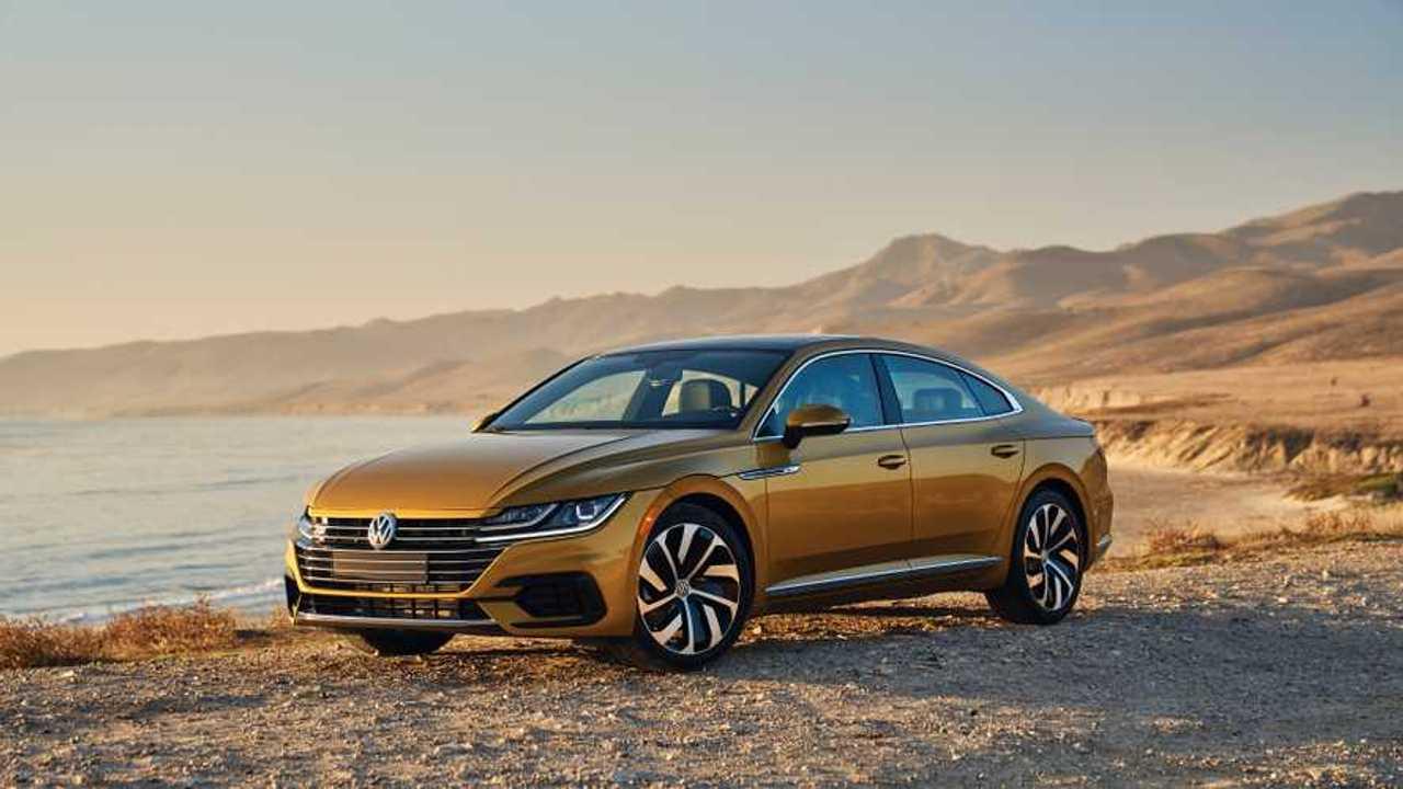 2019 Volkswagen Arteon: ABD İlk Sürüş