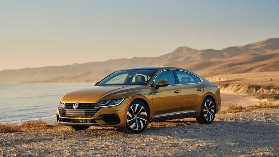 VW Arteon Facelift Coming To U.S. This Year, Wagon Possible