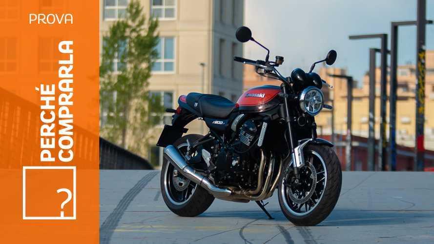 Kawasaki Z900RS | Perché comprarla... E perché no