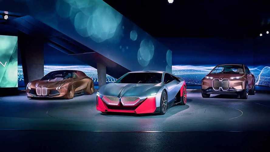 BMW Vision M Next Concepto