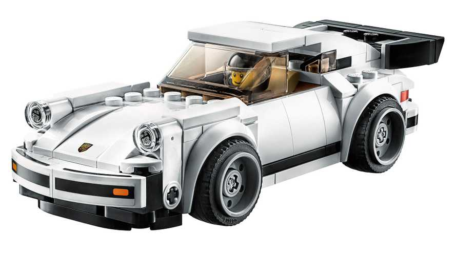 Lego Adds Classic '70s Porsche 911 Turbo To Speed Champions Lineup