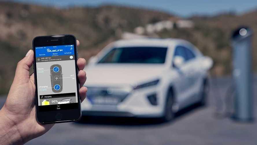 Hyundai, più connesse e si possono controllare da smartphone