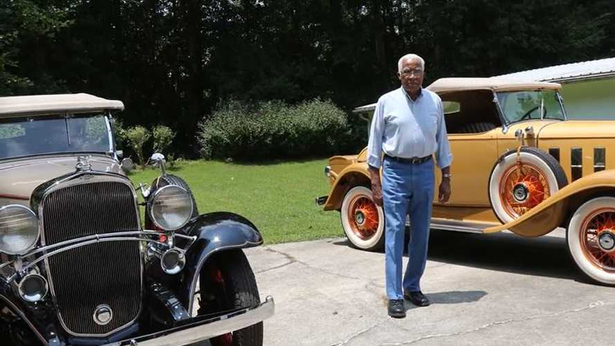Quality Over Quantity: One Man's Classic Chevrolet Car Collection