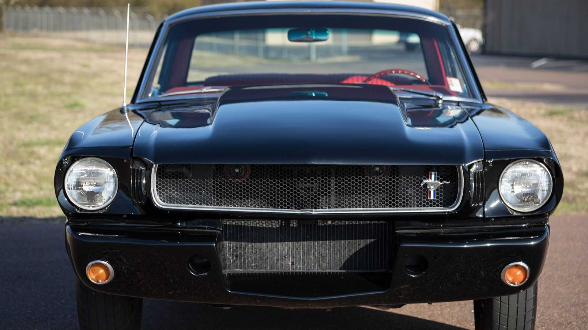 """[""""Supercharged '65 Mustang Is A Faster Horse""""]"""
