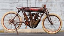 unrestored indian board tracker auction