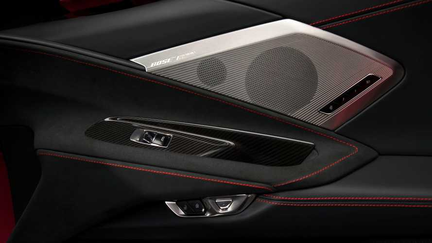 Corvette 2020 tiene el sistema de audio más poderoso que Bose ofrece