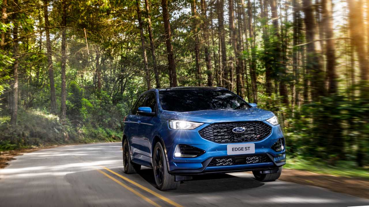 Ford Edge ST (BR)