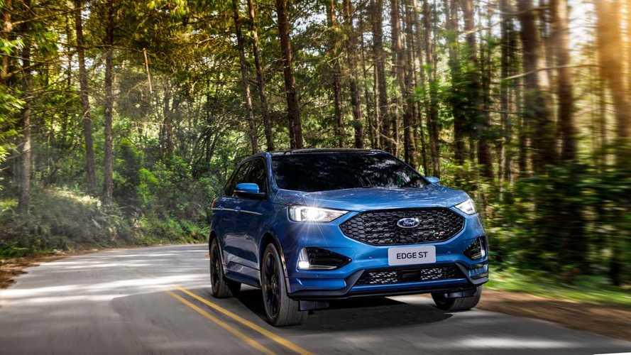 Depois do Fusion, Ford Edge pode ser o próximo a sair de linha