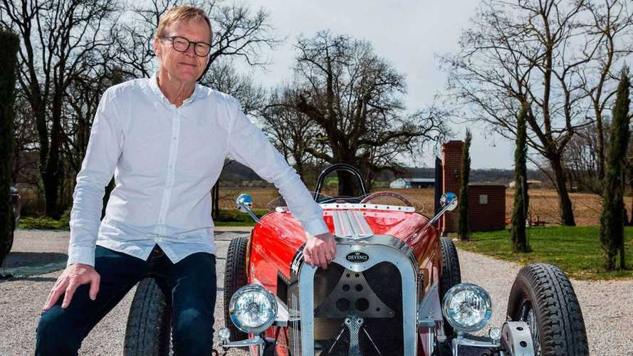 Why Is Ari Vatanen Involved With This Retro Electric Quadricycle?
