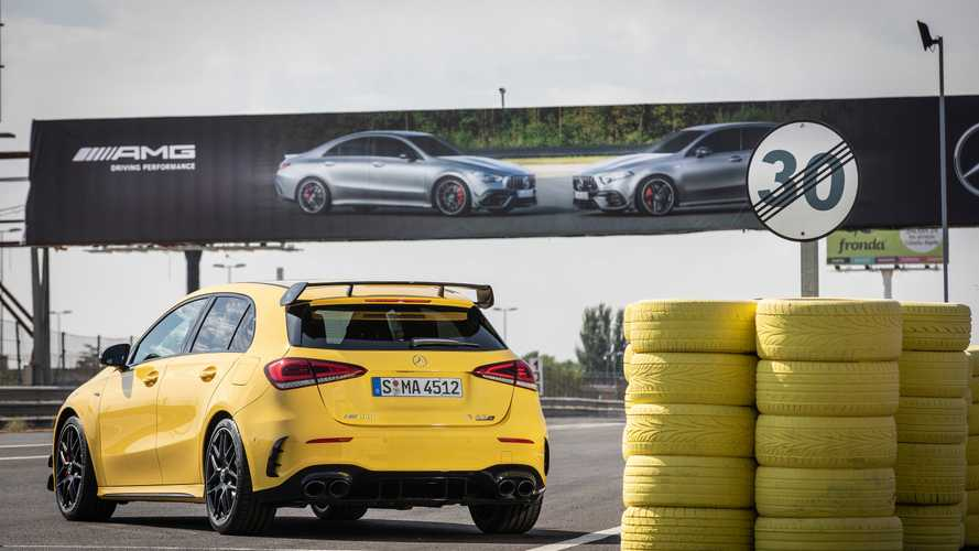 Mercedes-AMG A 45 S 4MATIC+ 2020